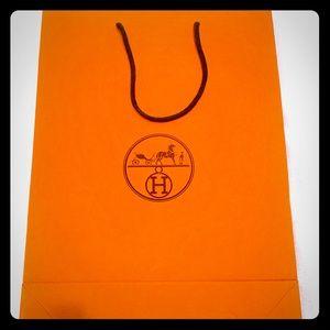 🆕🆕Hermes gift envelope and shopping bag